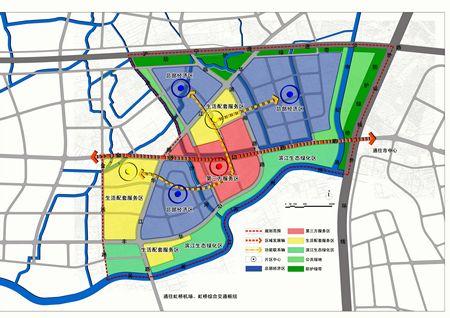 上海江桥镇地图